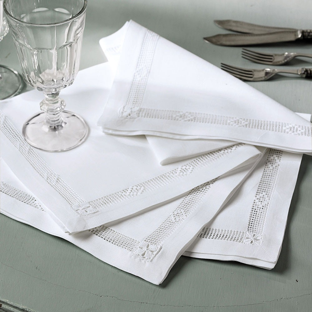 Dinner Napkin and Tablecloth