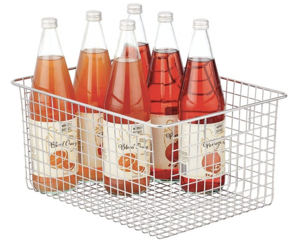 Metal Wire Food Organizer